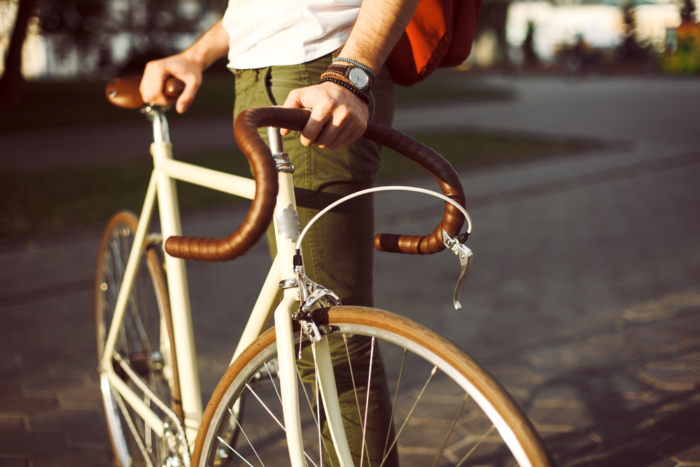 Hipster-Bike © Shutterstock