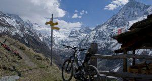 Bike & Hike – die schönsten Bergregionen