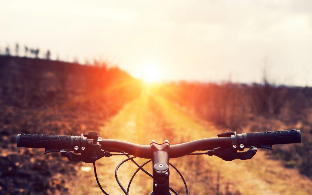 Bei Hitze Fahrrad fahren – geht das überhaupt?