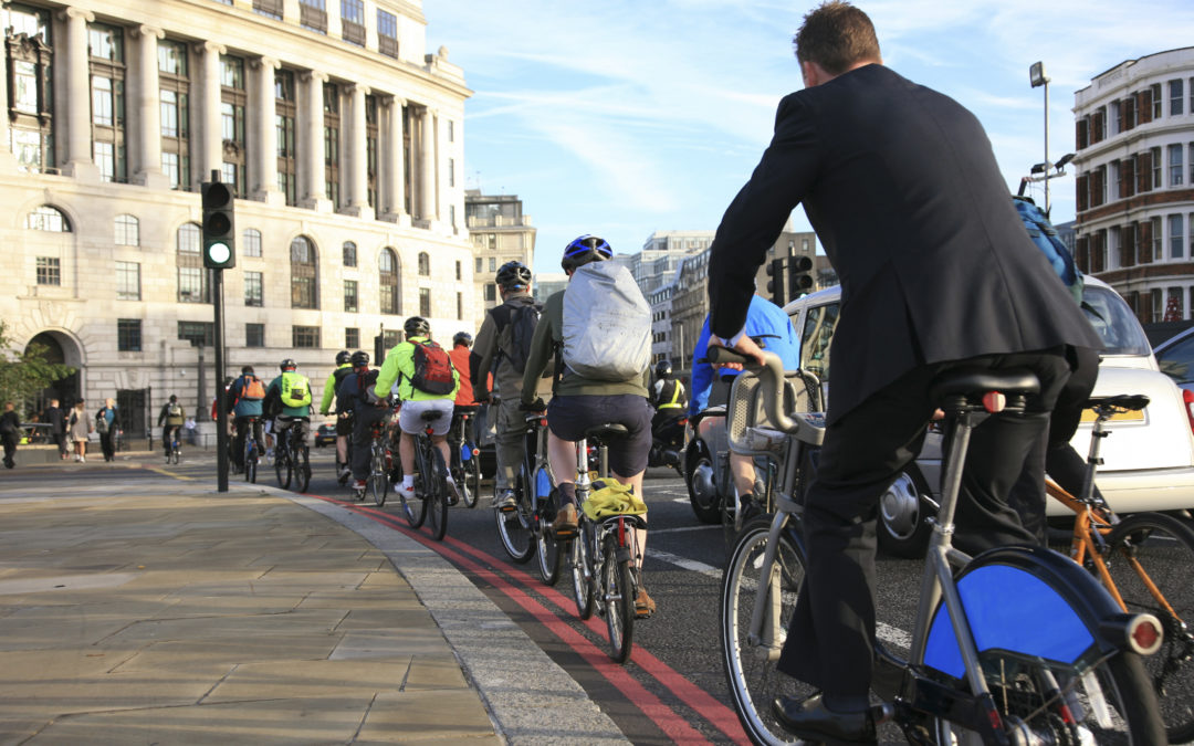 Why You Should Cycle To Work