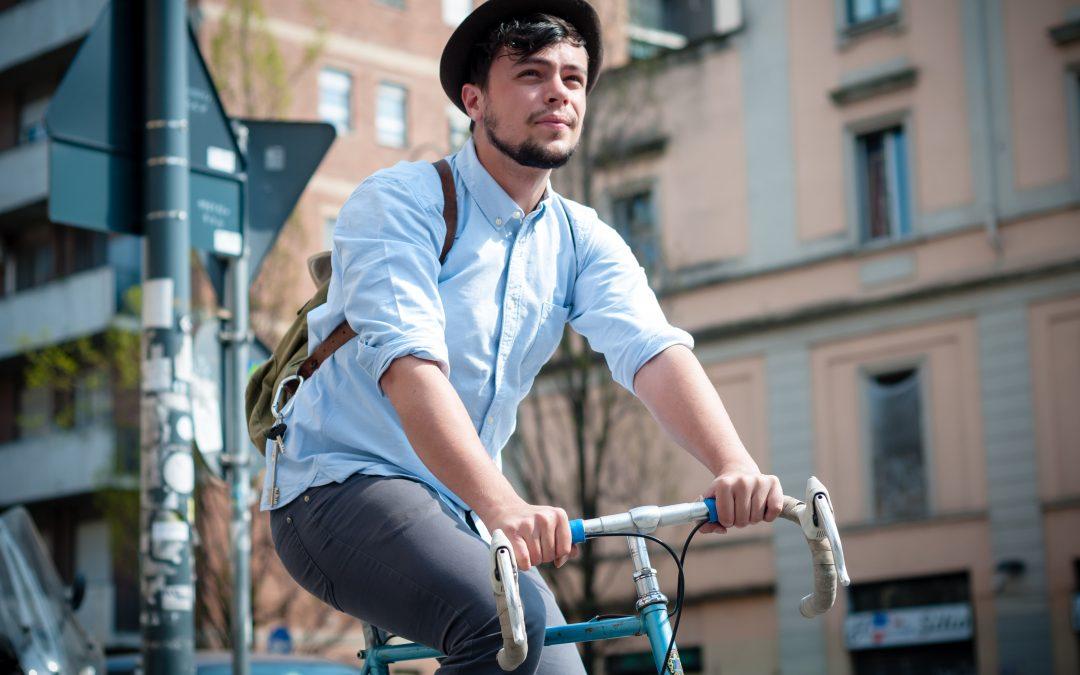 Radfahren mit Stil – das perfekte Hipster-Bike