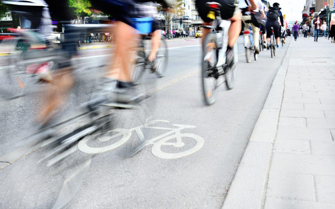 Nummerntafeln für Fahrräder: Pro & Contra