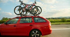 Radtransport auf dem Auto: so funktioniert's!