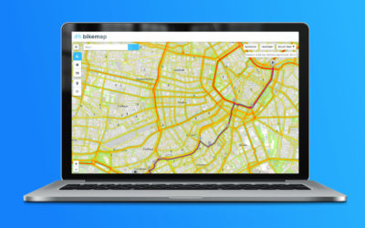 Heatmap: Plane deine perfekte Route