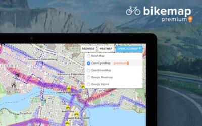 Update: Open Cycle Map ist zurück!