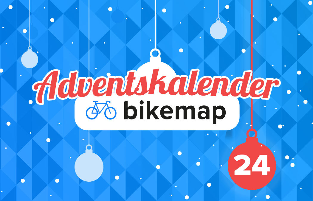 der bikemap adventskalender 2017 bikemap blog. Black Bedroom Furniture Sets. Home Design Ideas