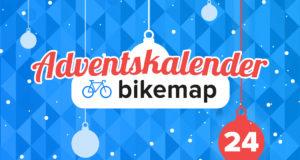 Der Bikemap Adventskalender 2017