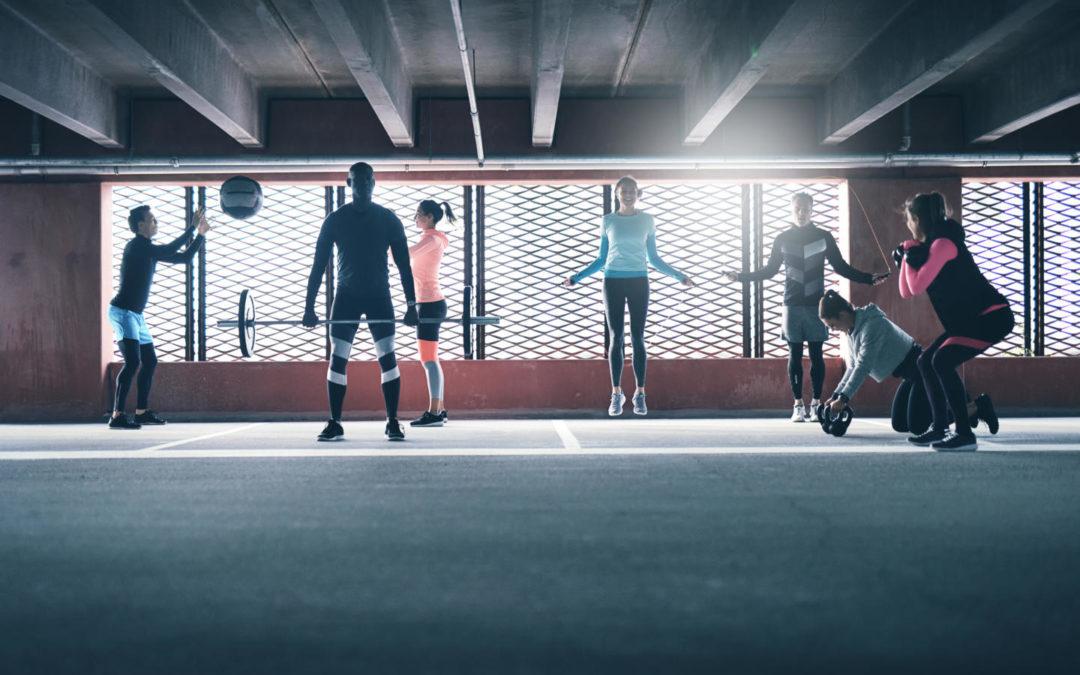 Alternativtraining für Radfahrer – Crossfit bringt's!