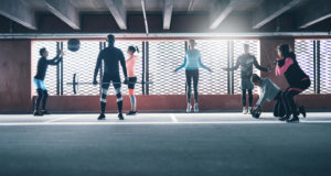 Crossfit: Alternative Training For The Cold Season