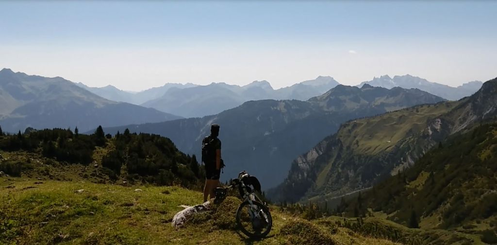 Cycling Adventure: A Transalpine Endurance Trip