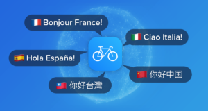 Bikemap App Now Available In 5 Additional Languages