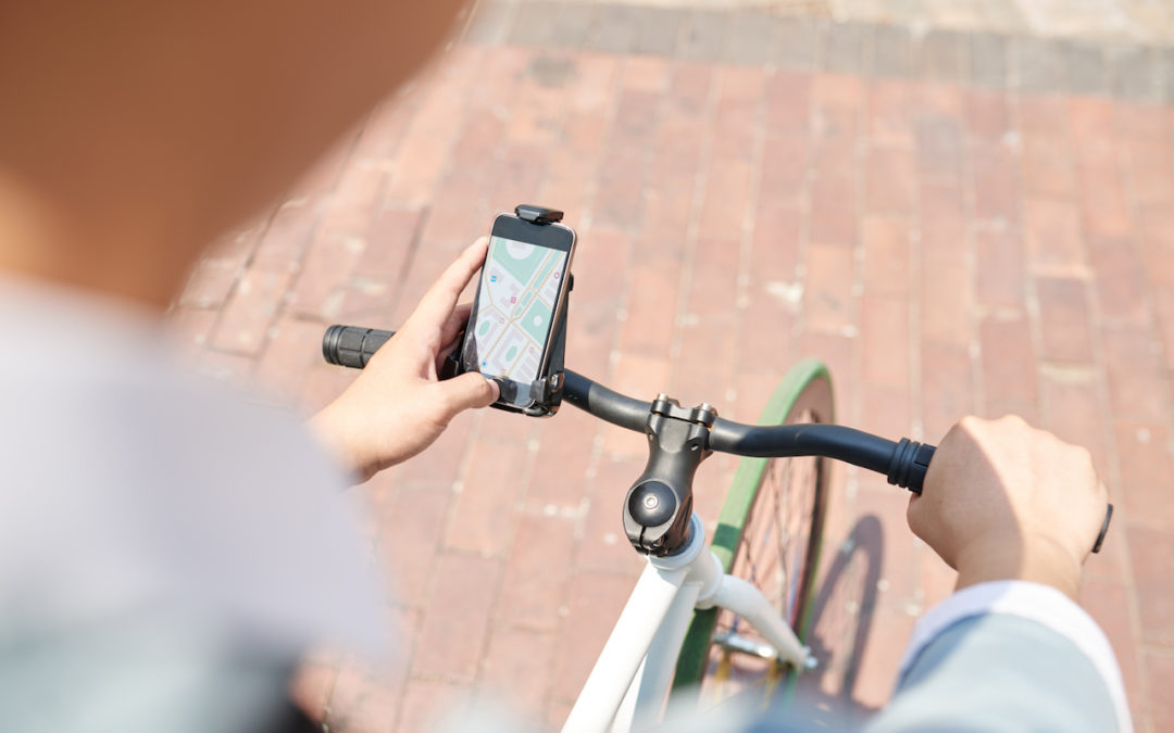 Kurz gefasst: Datenschutz bei Bikemap