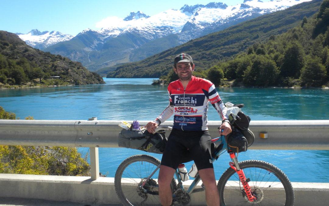 Bikepacking auf der Carettera Austral in Patagonien