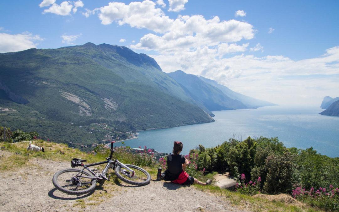 Entdecke Italiens schönste Radregionen
