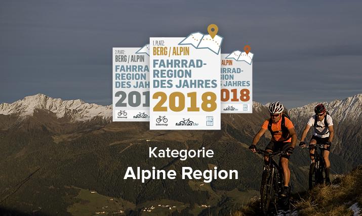 Jetzt abstimmen: Die beste Alpine Region