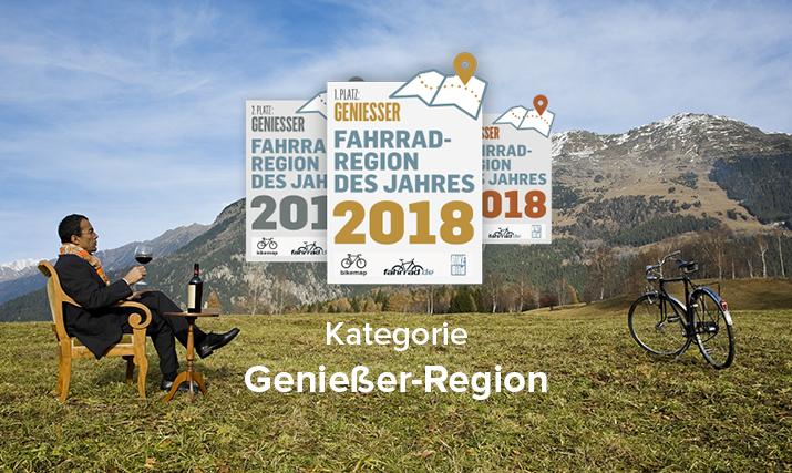 Jetzt abstimmen: Die beste Genießer-Region