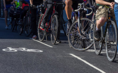 Stay Safe When Cycling in the City after Winter