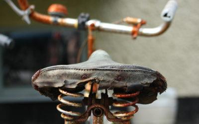 Rusty Bike – What To Do?