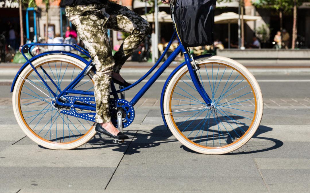 Was darf man mit dem Rad in der Stadt?