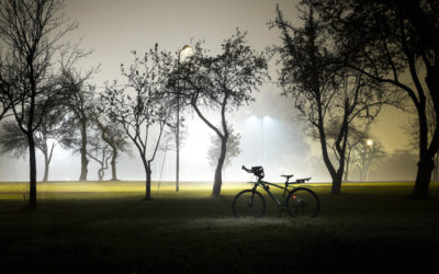 Stay Visible On Your Bike After Dark
