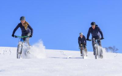 10 Gründe, warum Radfahren im Winter genial ist