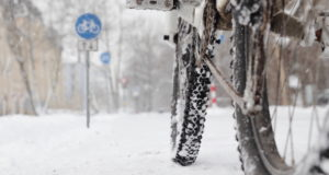 Tips & Tricks for cycling in snow