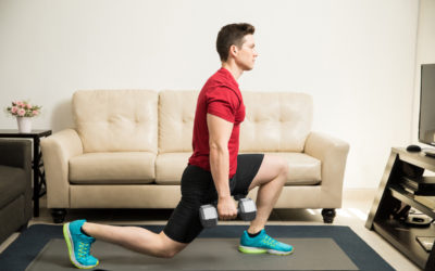 Training Exercises with Dumbbells for Cyclists