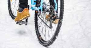 What to Avoid When Cycling in Winter