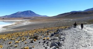 Cycling adventure: Salar de Uyuni and Bolivian Lagoons