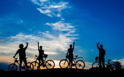 10 Gründe, warum Radfahren im Sommer genial ist