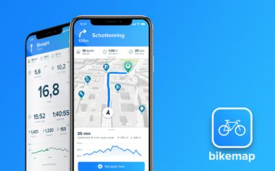 Die neuesten Bikemap App News