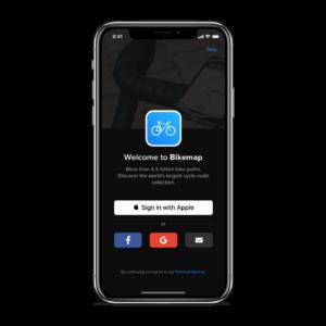 Iphone Applesignup - Bikademy